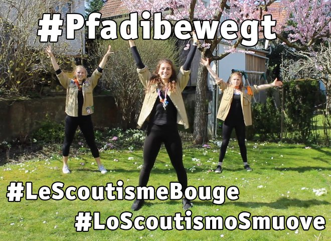 #LeScoutismeBouge
